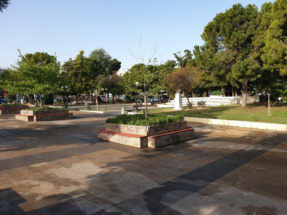 Πλατεία Αγίας Παρασκευής
